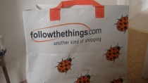 This is the bag! Get one free by emailing followthethings@yahoo.com