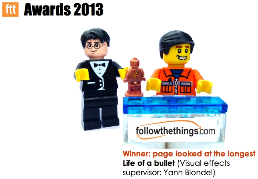 2013 awards Yann