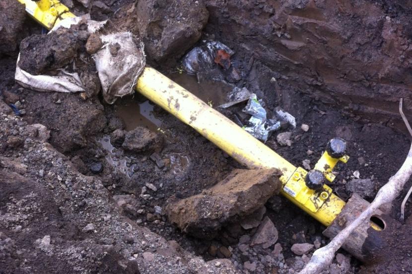 Middlesborough excavation
