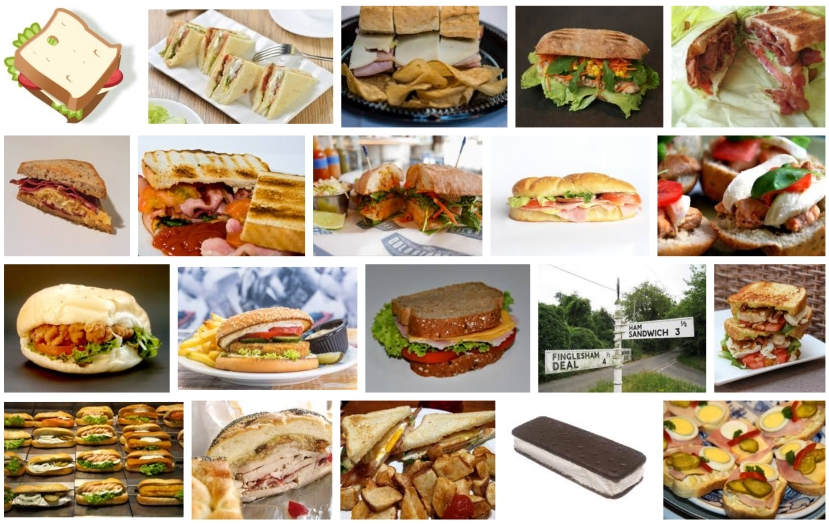 Sandwich Google